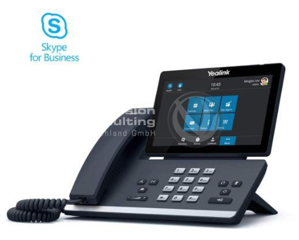 Yealink MSFT - Skype4Business T5 Series T58A Android based
